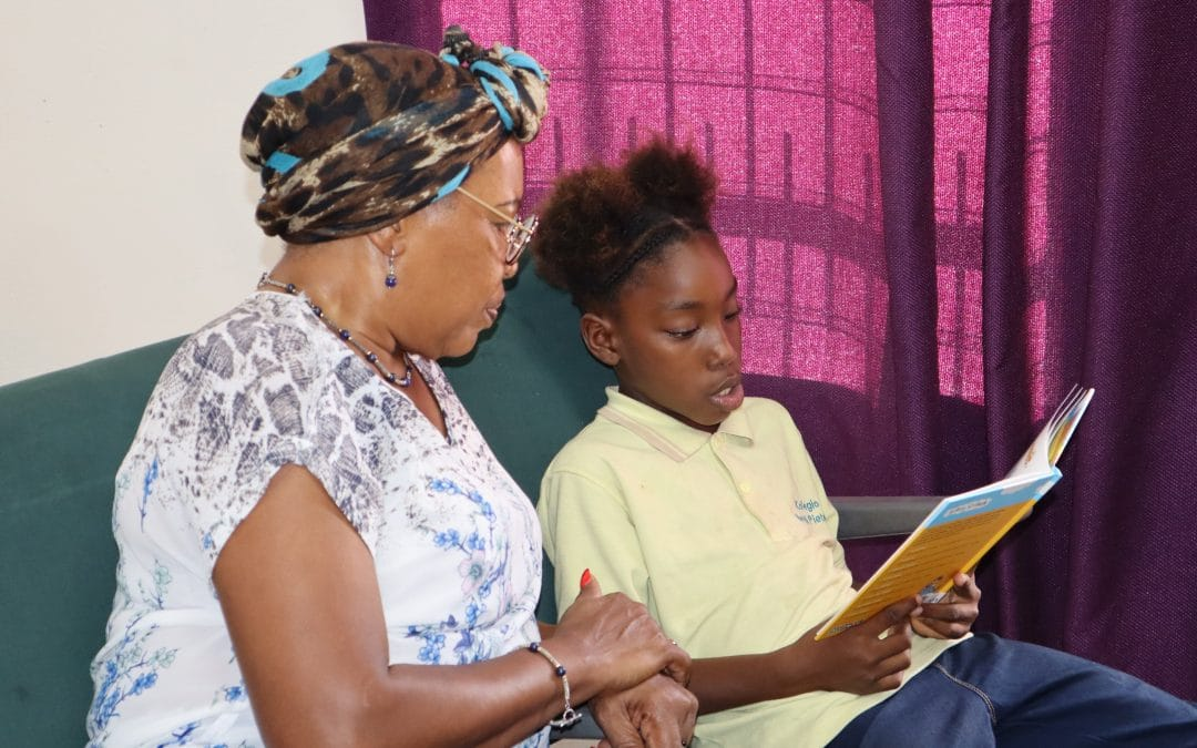 Child First Foundation launches Reading Buddies