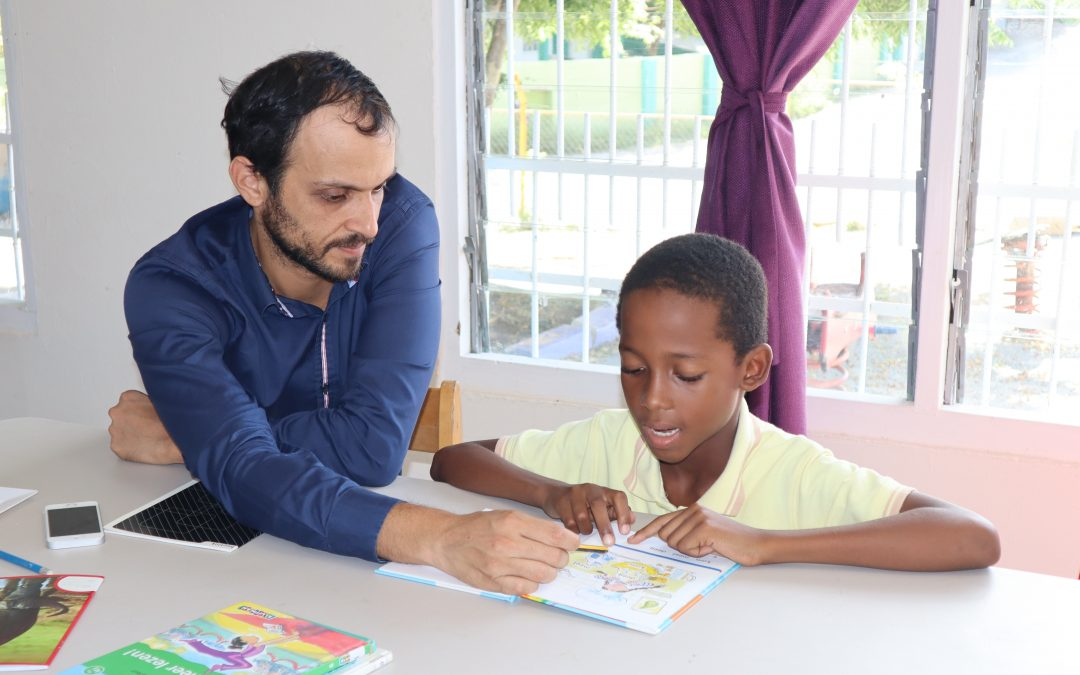 Child First Foundation lanceert Project Reading Buddies
