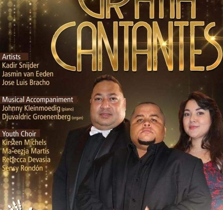 Child First Foundation Organizes Concert 'Gratia Cantantes'